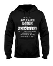 Application Engineer Hooded Sweatshirt thumbnail