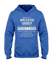 Application Engineer Hooded Sweatshirt front