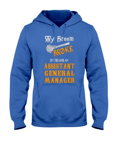 Assistant General Manager 093922