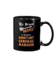 Assistant General Manager 093922 Mug tile