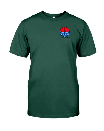 Fishers Of Men Circle Tee