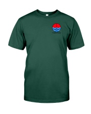Fishers Of Men Circle Tee Premium Fit Mens Tee front