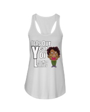 It is our year of Breaking Limits Women Ladies Flowy Tank thumbnail