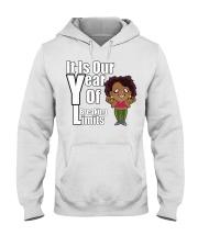 It is our year of Breaking Limits Women Hooded Sweatshirt tile