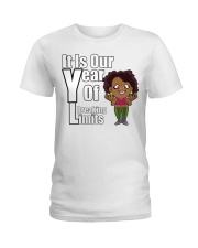 It is our year of Breaking Limits Women Ladies T-Shirt thumbnail