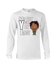 It is our year of Breaking Limits Women Long Sleeve Tee thumbnail