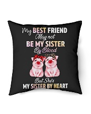"BFF Limited Indoor Pillow - 18"" x 18"" thumbnail"