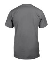 Over Served Men's Premium Tee Shirt Premium Fit Mens Tee back
