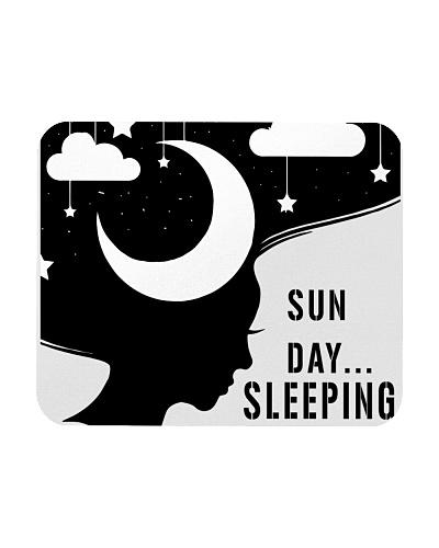 sleeping sunday