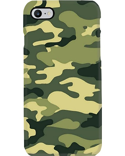 Camouflage Seamless's case
