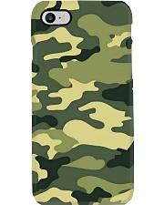 Camouflage Seamless's case Phone Case i-phone-7-case
