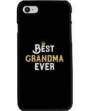 Best Grandma Ever Phone Case thumbnail