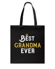 Best Grandma Ever Tote Bag thumbnail