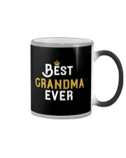 Best Grandma Ever Color Changing Mug thumbnail