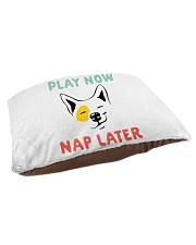 Play Now Nap Later Pet Bed - Small front