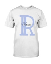 Elegant R Premium Fit Mens Tee tile