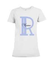 Elegant R Premium Fit Ladies Tee thumbnail
