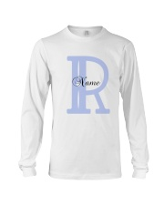 Elegant R Long Sleeve Tee thumbnail