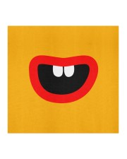 Funny Smile Cloth face mask aos-face-mask-coverlet-lifestyle-front-02