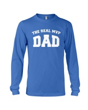 The Real MVP - Dad Long Sleeve Tee front