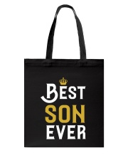 Best Son Ever Tote Bag thumbnail