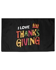 I love Thanksgiving Woven Rug - 3' x 2' thumbnail