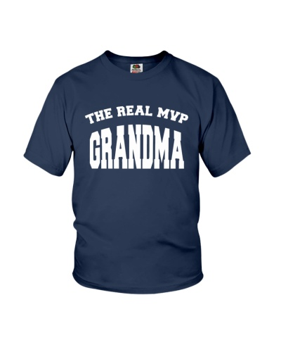 The Real MVP - Grandma