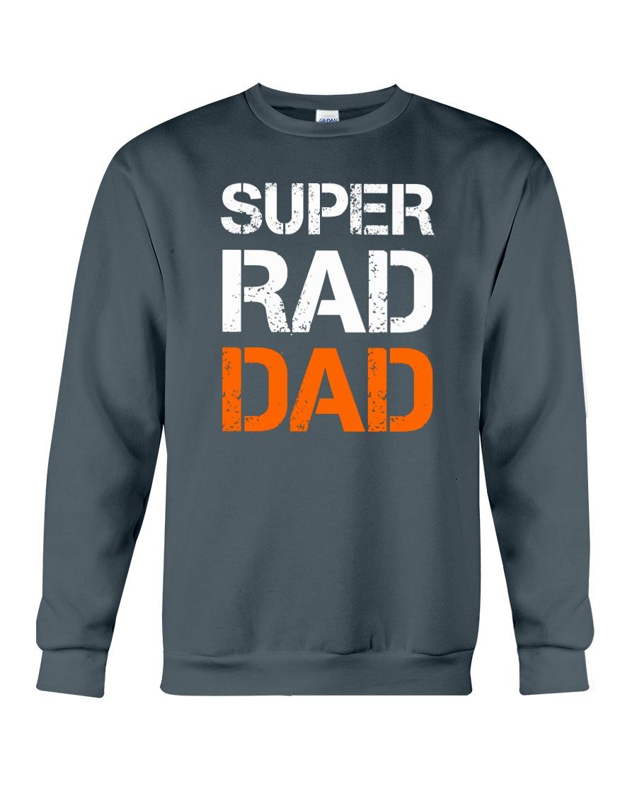 Super Rad Dad Crewneck Sweatshirt