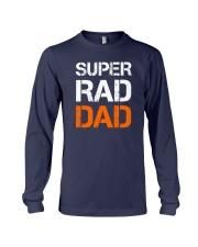 Super Rad Dad Long Sleeve Tee front