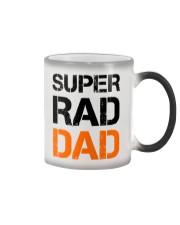 Super Rad Dad Color Changing Mug thumbnail