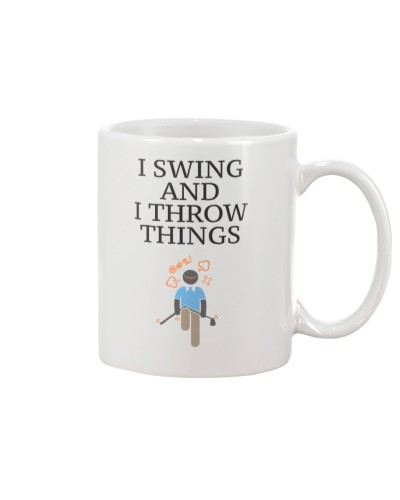 Swing and I Throw Things