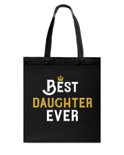 Best Daughter Ever Tote Bag thumbnail