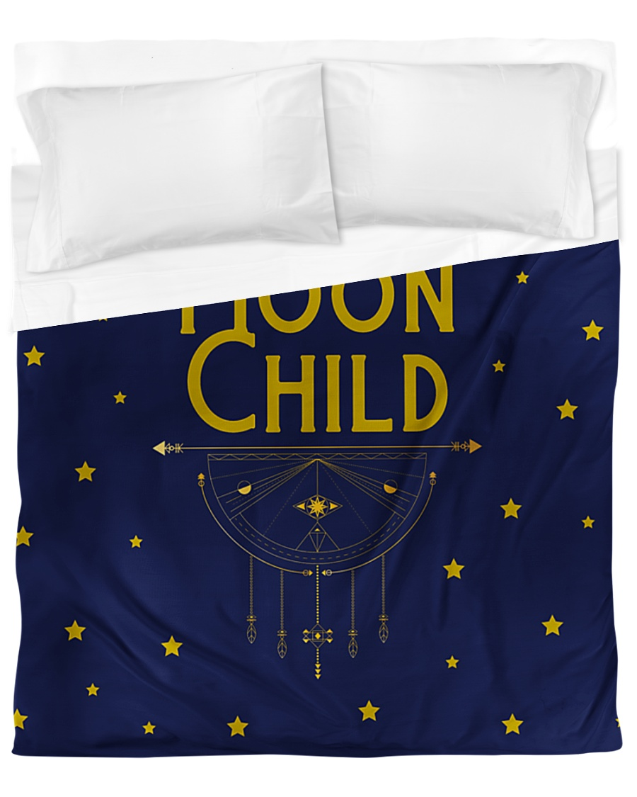 Moon Child Duvet Cover - Queen