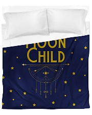 Moon Child Duvet Cover - Queen front