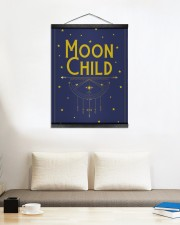 Moon Child 16x20 Black Hanging Canvas aos-hanging-canvas-16x20-lifestyle-front-01