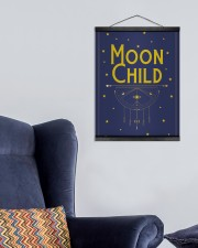 Moon Child 16x20 Black Hanging Canvas aos-hanging-canvas-16x20-lifestyle-front-02