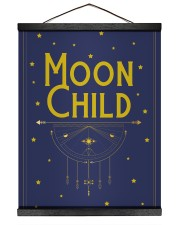 Moon Child 16x20 Black Hanging Canvas thumbnail