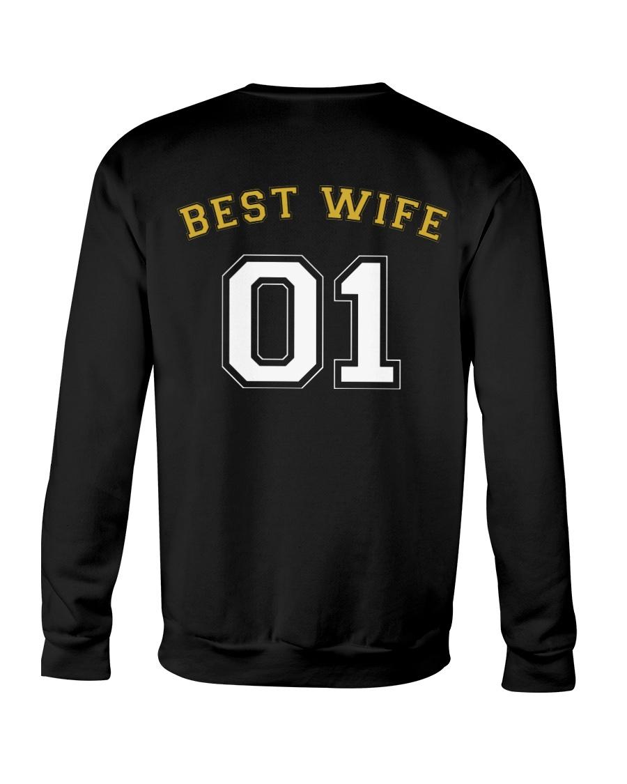 Best Wife Crewneck Sweatshirt