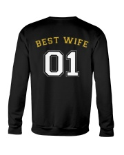 Best Wife Crewneck Sweatshirt thumbnail