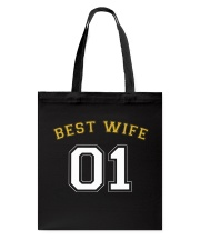 Best Wife Tote Bag tile