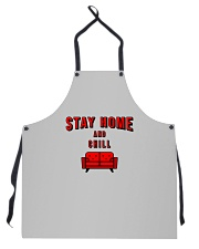 Stay Home and Chill Apron thumbnail