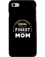 The Finest are Called Mom Phone Case thumbnail