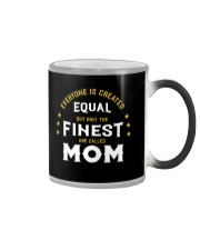 The Finest are Called Mom Color Changing Mug thumbnail