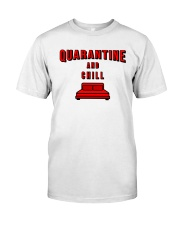 Quarantine and Chill Classic T-Shirt thumbnail