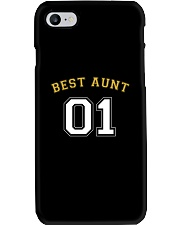 Best Aunt Phone Case tile