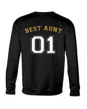 Best Aunt Crewneck Sweatshirt tile