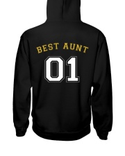 Best Aunt Hooded Sweatshirt tile