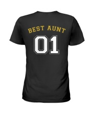 Best Aunt Ladies T-Shirt thumbnail