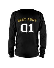 Best Aunt Long Sleeve Tee thumbnail