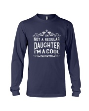 I'm a Cool Daughter Long Sleeve Tee front